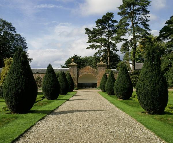 Erddig Garden, Wales