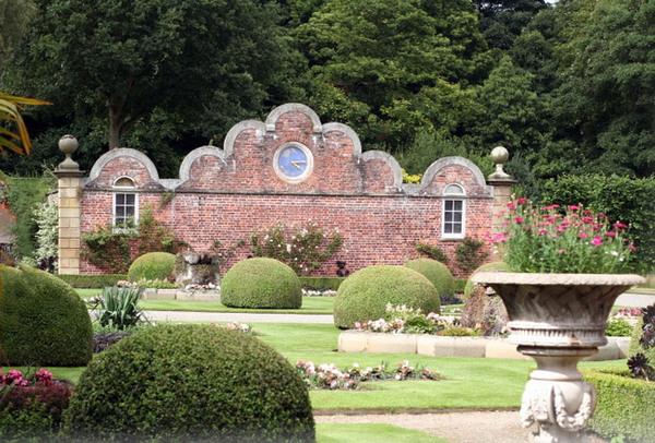 Erddig Garden, 2008