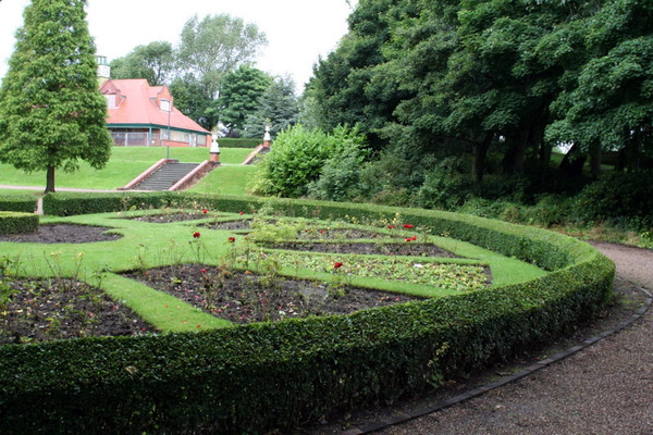 Hanley Park, Staffordshire