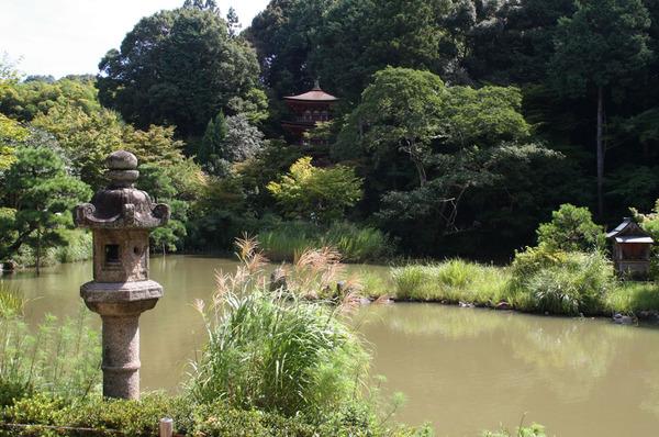 Joruriji Pure Land Buddhist Garden