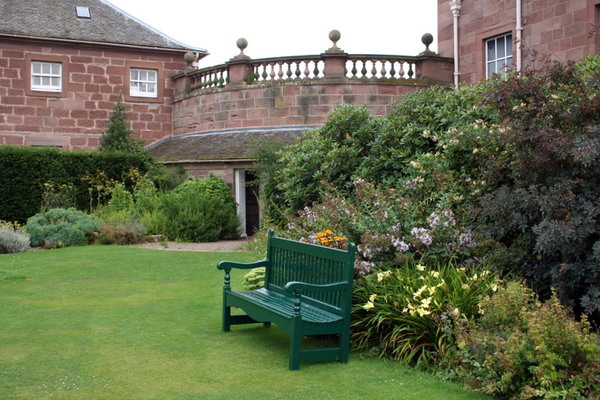 Bench, Paxton House