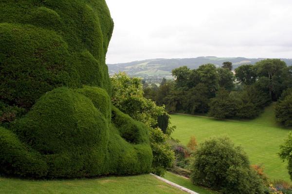 Powis Castle Garden, 2008