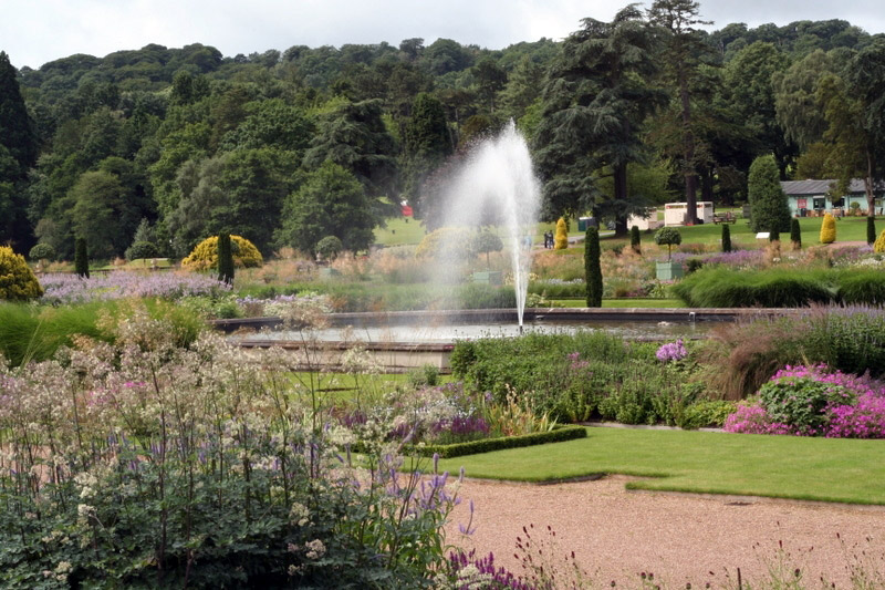 Fountain, Trentham Gardens