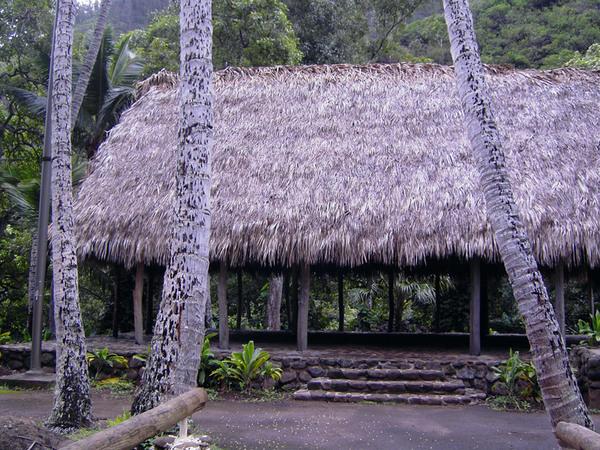 Kepaniwai Heritage Gardens, Hawaii