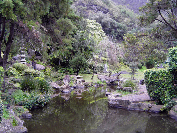 Kepaniwai Heritage Gardens, February 2005