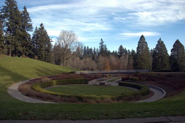 Vietnam Veterans Memorial, Hoyt Arboretum