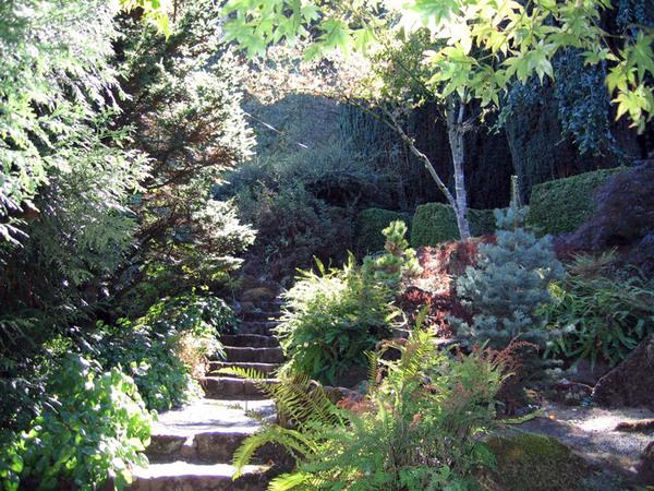 Elk Rock Garden, Oregon