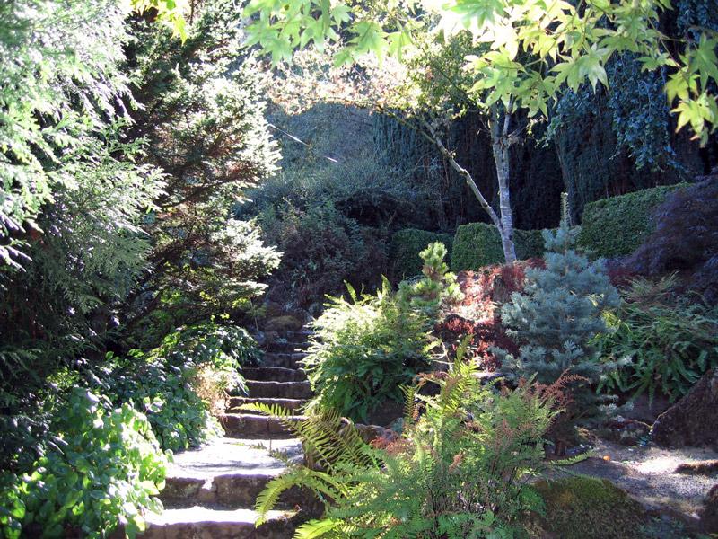 elk rock garden - Elk Rock Garden