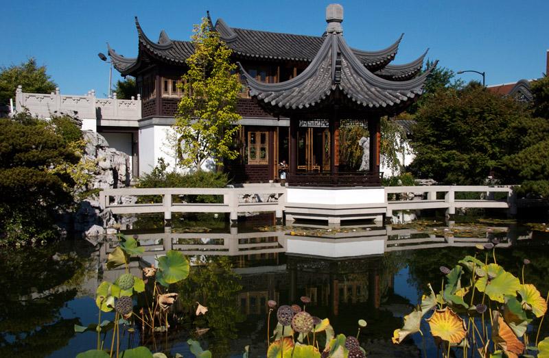 Portland Classical Chinese Garden