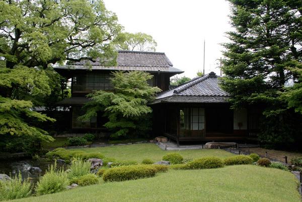 Murinan Residential Garden, Kyoto