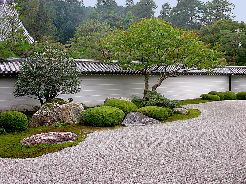 Nanzen ji zen temple garden for Amenagement exterieur jardin zen