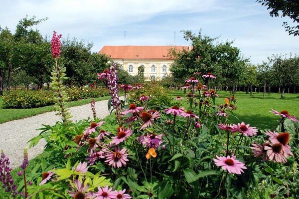 Schlosspark Dachau
