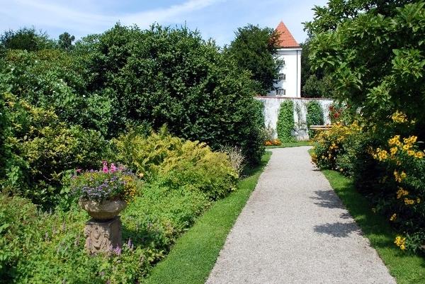 Schlosspark Dachau, Germany