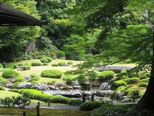 Murin-an Garden, Kyoto