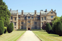 Medium montacute house garden original