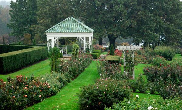 Rose Garden, Hershey Gardens