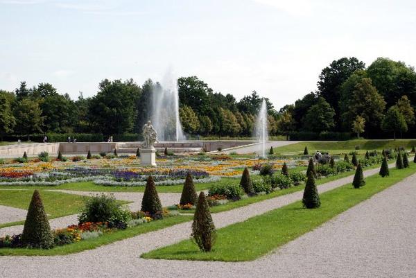 Schleissheim Garden, Germany