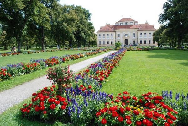 Schleissheim Lustschloss