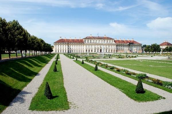 Schleissheim Neues Schloss