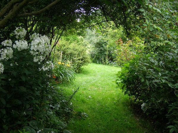 Jardin du Tomple