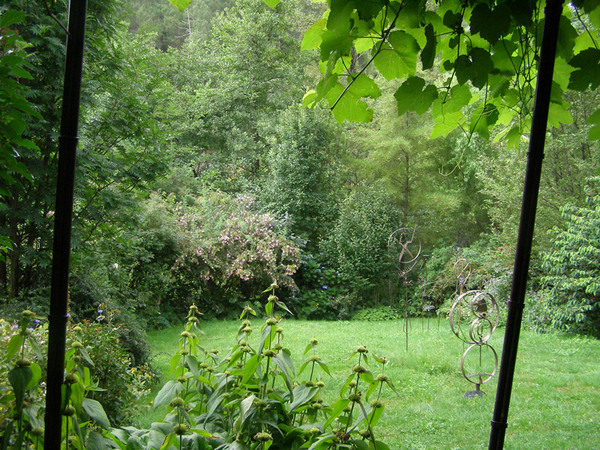 Jardin du Tomple, Genolhac