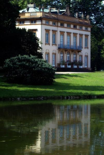 Schonbusch Park, Germany