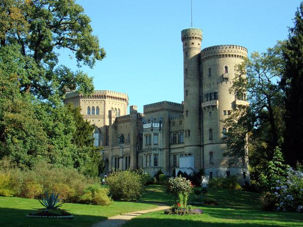 Park Babelsburg, Potsdam
