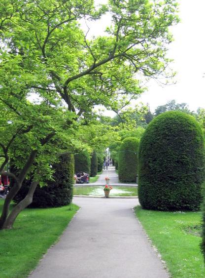 Park Wilhelma, Stuttgart