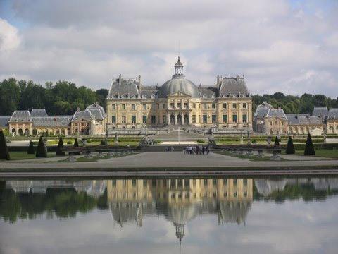 Vaux-le-Victomte, France