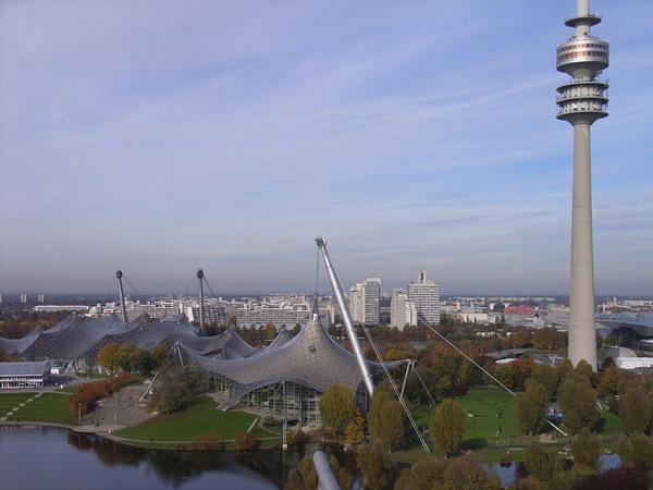 Olympiapark, Munich
