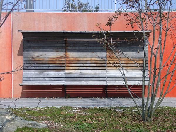 Bench, Petuelpark