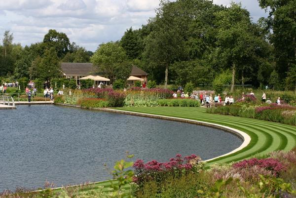 RHS Garden Wisley, August