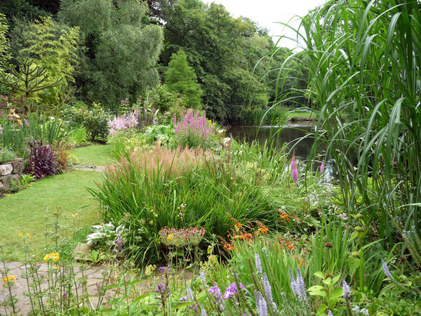 Stonyford Cottage Garden, Cheshire