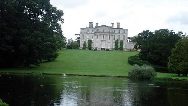 Lake, Kingston Maurward Gardens