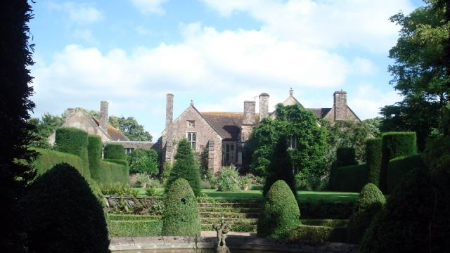Cothay Manor Gardens, Greenham