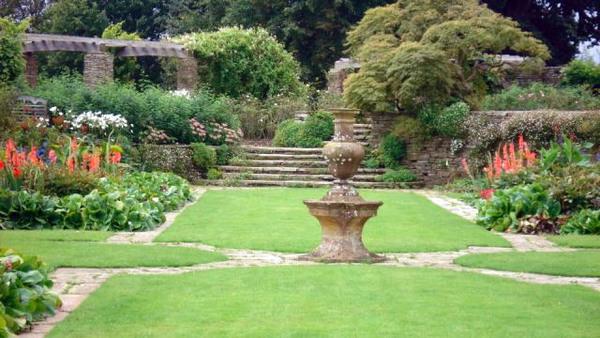 Hestercombe House Gardens, Taunton