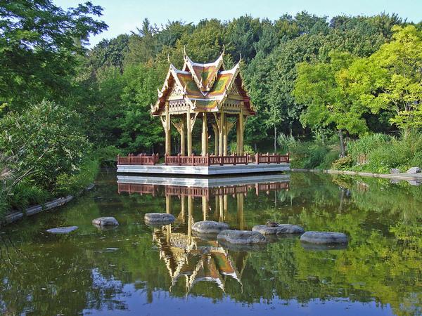 Thai Sala, West Park
