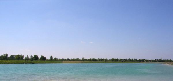 Lake, Riemer Park