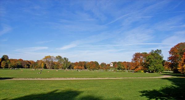 Autumn, Englischer Garten