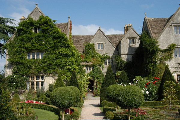 Abbey House Gardens, Wiltshire