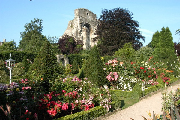 Abbey House Gardens, Malmesbury