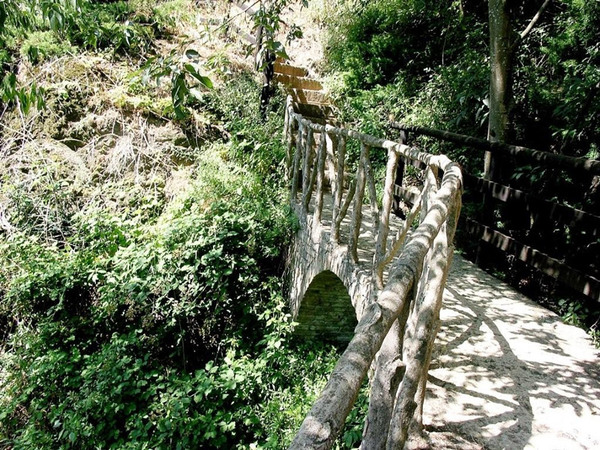 Bridge, Castello di Gropparello