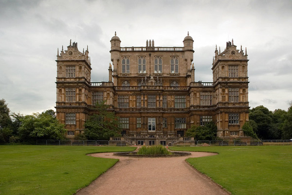 Wollaton Hall Garden, Nottinghamshire