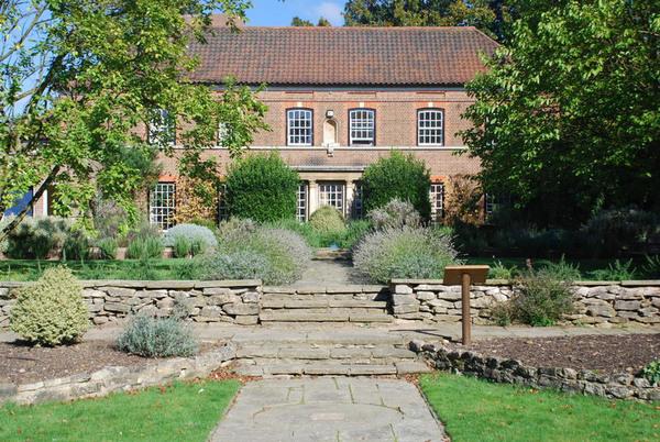 House, Leicester University Botanic Gardens