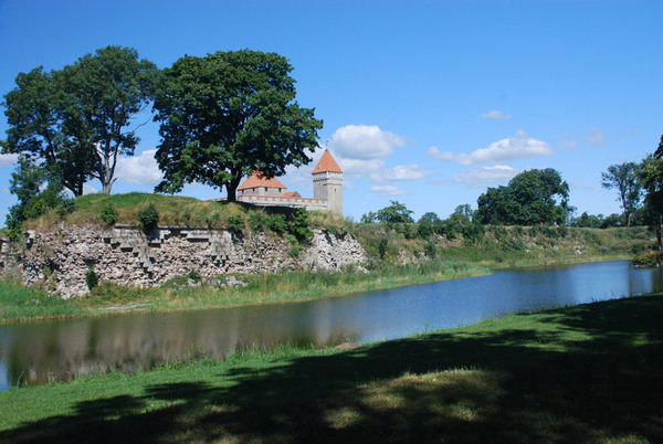 Kuressaare Episcopal Castle, Estonia