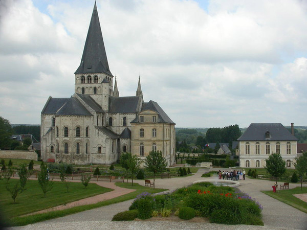 St Martin de Boscherville Abbey, France