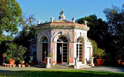 Villa Durazzo Pallavicini, Liguria