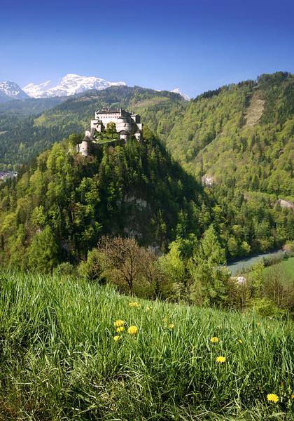 Schloss Werfen, Austria