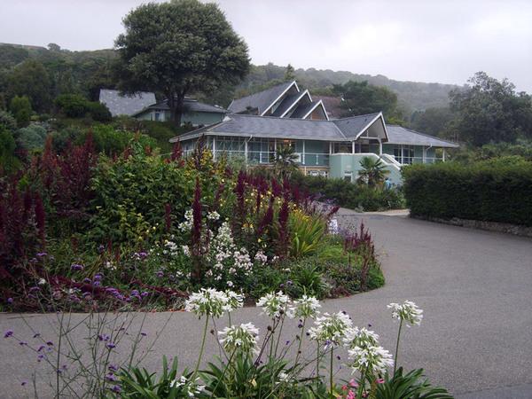 Ventnor Botanic Garden, Isle of Wight