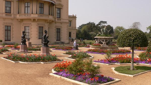 Osborne House Garden, Isle of Wight
